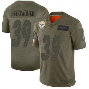 Pittsburgh Steelers Minkah Fitzpatrick Jersey